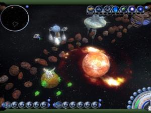 De la tactique au tour par tour pour Spaceforce Captains