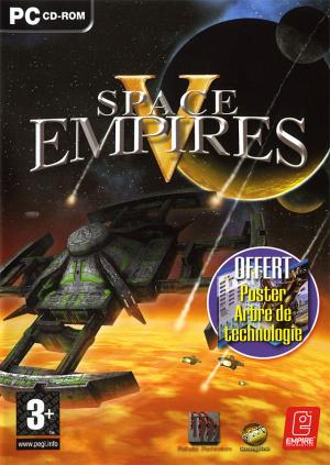 Space Empires V sur PC