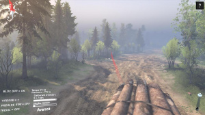 Spintires Camions Tout-Terrain Simulator