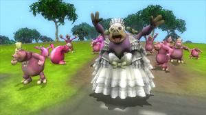 Spore + Robot Chicken = WTF !