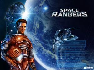 Space Rangers au rapport