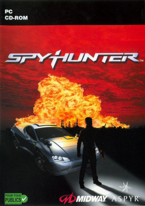 Spy Hunter sur PC