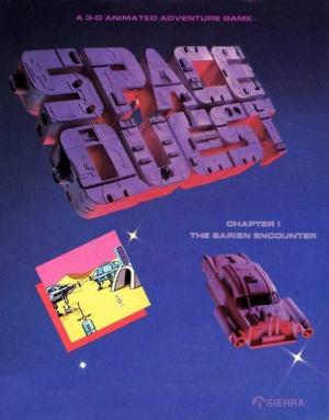 Space Quest : The Sarien Encounter sur PC