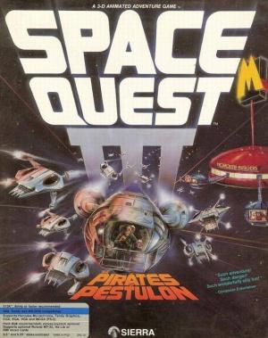 Space Quest 3 : The Pirates of Pestulon sur PC