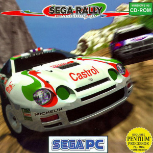 Sega Rally Championship sur PC