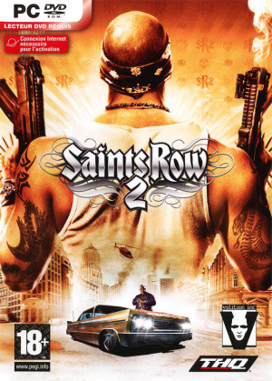 Saints Row 2 sur PC