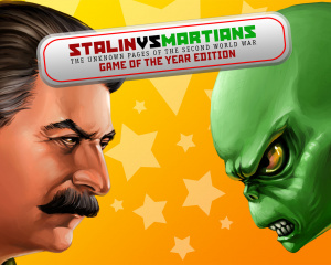 Images de Stalin vs. Martians