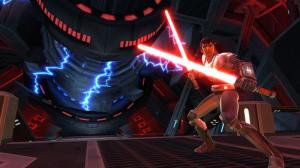 Star Wars : The Old Republic  - EA Winter Showcase 2009