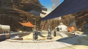 Des montures et des arènes pour Star Wars : The Old Republic
