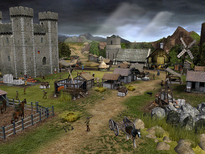 Stronghold 2 annoncé