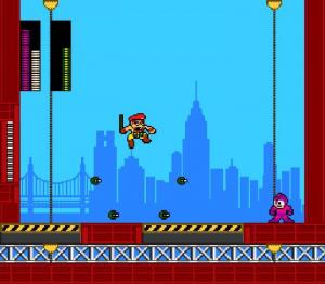 Street Fighter X Mega Man: Un duo d'images supplémentaires