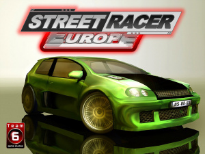 Street Racer Europe : les véhicules