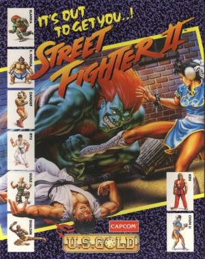 Street Fighter II sur PC