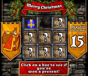 Stronghold Kingdoms vous gâte pour Noël