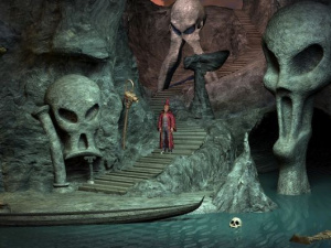 Images : Simon The Sorcerer 4