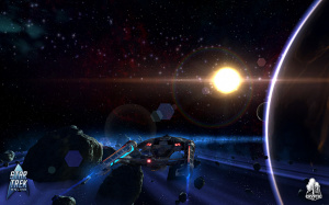 Star Trek Online aussi sur consoles
