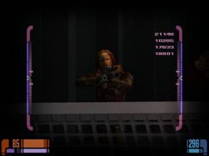 Nouveaux screenshots pour Star Trek Voyager : Elite Force