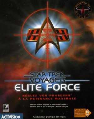 Star Trek Voyager : Elite Force sur PC