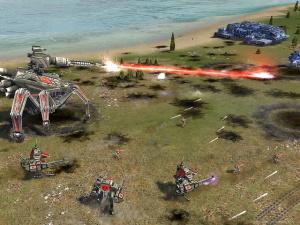 E3 : Supreme Commander à distance