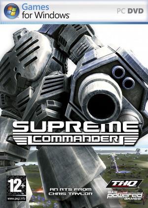 Supreme Commander sur PC
