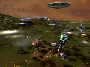 Images : Supreme Commander : Forged Alliance