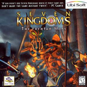 Seven Kingdoms 2 : The Fryhtan Wars