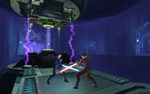 Lucasarts annonce Star Wars : The Old Republic