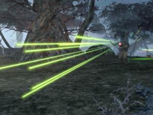 Star Wars Battlefront 2 tire au blaster