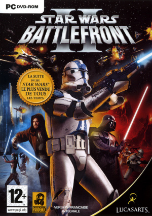 Star Wars Battlefront II sur PC