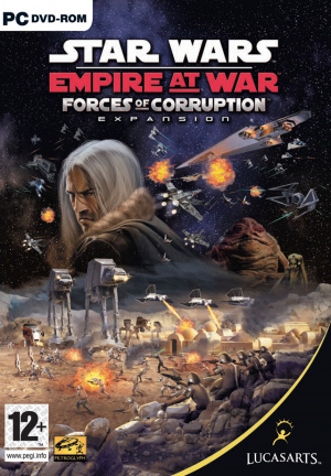 Star Wars : Empire at War : Forces of Corruption sur PC