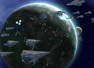 Star Wars : Empire At War sur le net