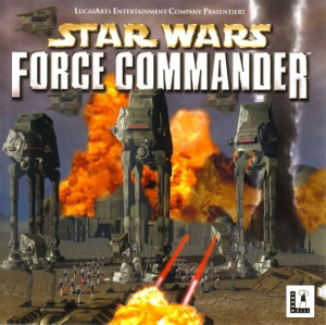 Star Wars : Force Commander sur PC