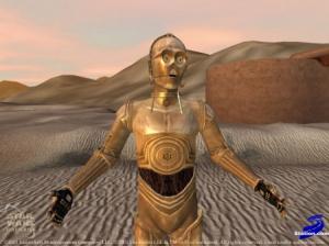Star Wars Galaxies nouveaux screens en 3D