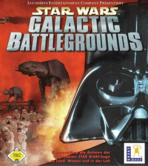 Star Wars : Galactic Battlegrounds sur PC