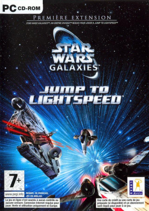 Star Wars Galaxies : Jump to Lightspeed sur PC