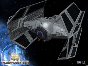 Star Wars Galaxies : quand le Wooky s'énerve
