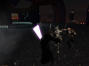 Star Wars: Knights of the Old Republic II -- The Sith