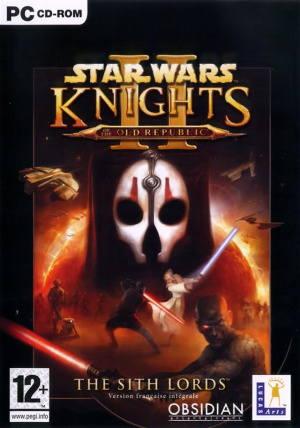 Star Wars : Knights of the Old Republic II : The Sith Lords sur PC