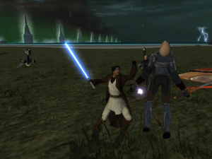 Star Wars : Knights of the Old Republic 1.02