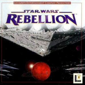 Star Wars Rebellion sur PC