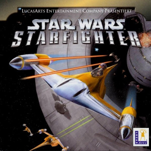 Star Wars : Starfighter sur PC