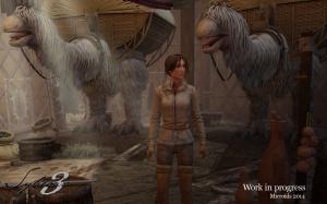 Syberia 3 : Le retour de la grande Aventure ? Nos impressions depuis la gamescom