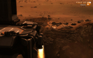 E3 2013 : Take On Mars annoncé