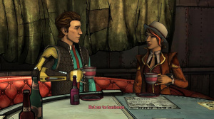 Tales From the Borderlands : Episode 1 - Zer0 Sum