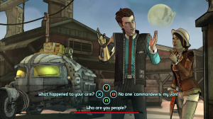 Tales from the Borderlands s'offre ses premières images