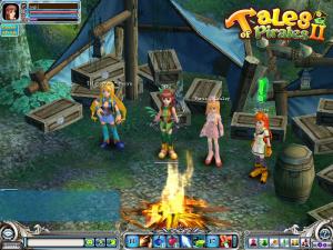 Tales of Pirates II : images de Dream City