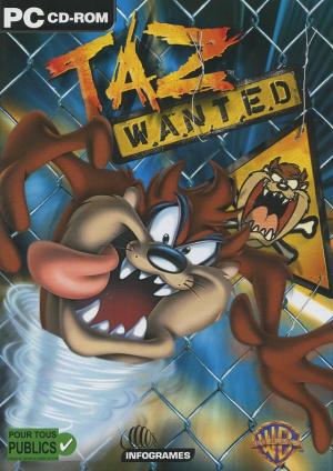 Taz Wanted sur PC