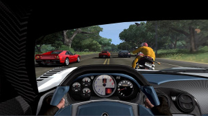 Images : Test Drive Unlimited sur PC