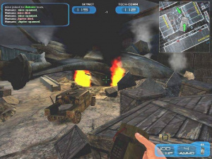 Terminator 3 : des screens PC