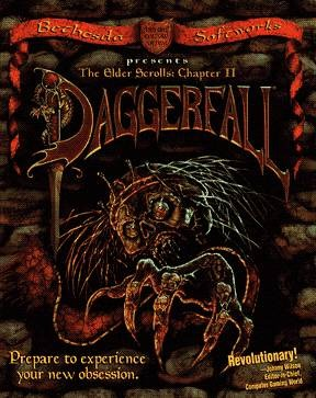 The Elder Scrolls II : Daggerfall sur PC